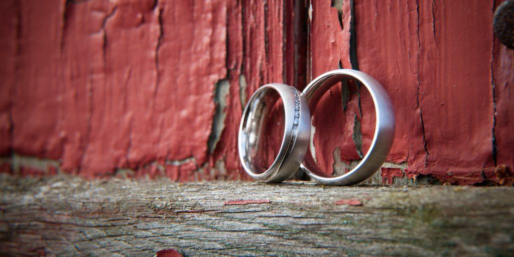 Burgerlijk huwelijk voor twee