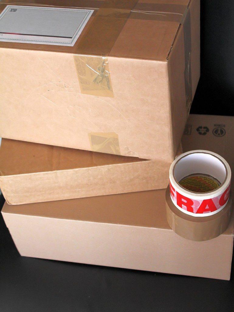 Pakketje versturen naar België